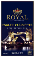 Herbata liściasta ROYAL English Classic Tea 100g