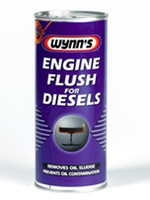 WYNN'S 47246: ENGINE FLUSH FOR DIESELS
