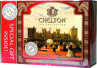 Herbata ekspresowa CHELTON English Royal 100 + 25 GRATIS100 saszetek